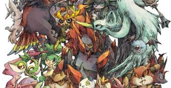 22 Pokemon escaped from the Goblin King's Labyrinth