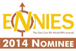 ennies 2014 nominee