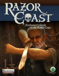 razor coast - freebooters guide