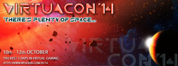 Get ready for Virtuacon 14