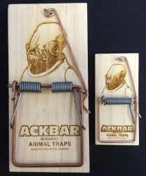 Its a trap - animal