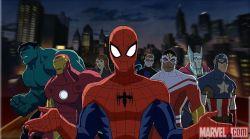 Spider-Man-Avengers-team-up
