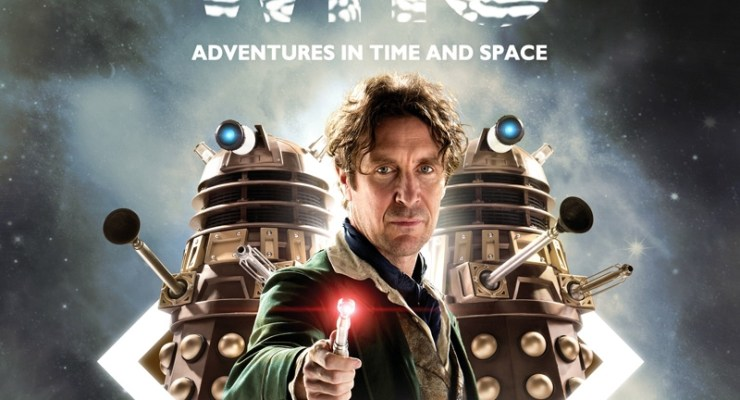 The Eighth Doctor Sourcebook on RPGNow