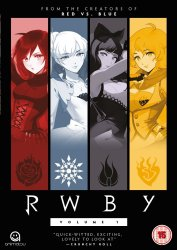 Competition: Win RWBY volume 1 on DVD