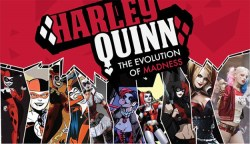 The evolution of Harley Quinn [infographic]
