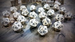 Are these the most luxurious dice in the world?