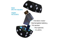 Robotic, self-rolling d6 and Bots Battleground game turn to Kickstarter