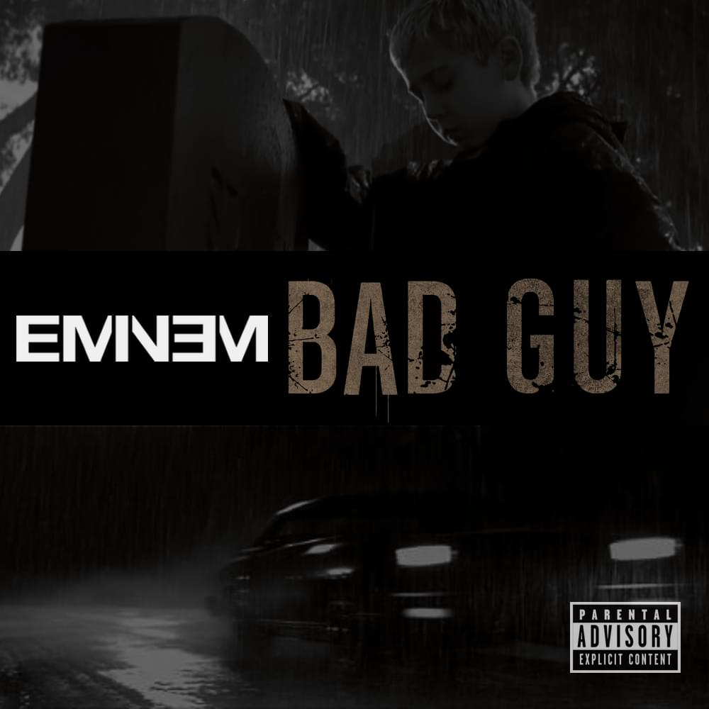Bad Guy Set It Off Chords Eminem Bad Guy Lyrics Genius Lyrics