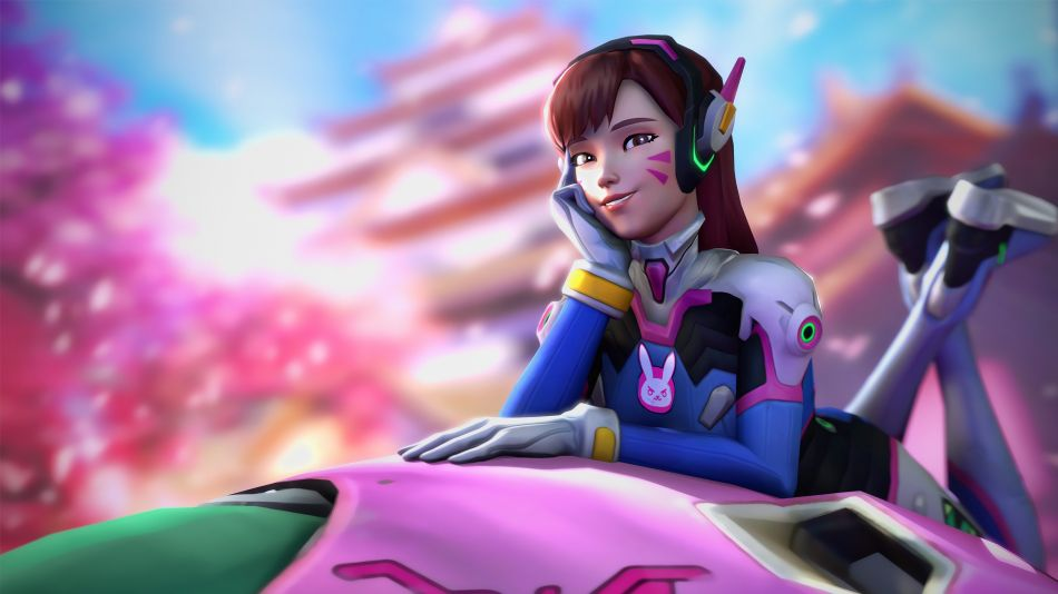 Halo Wallpaper Hd Dva Overwatch Hd Wallpaper 3840x2160 Gludy