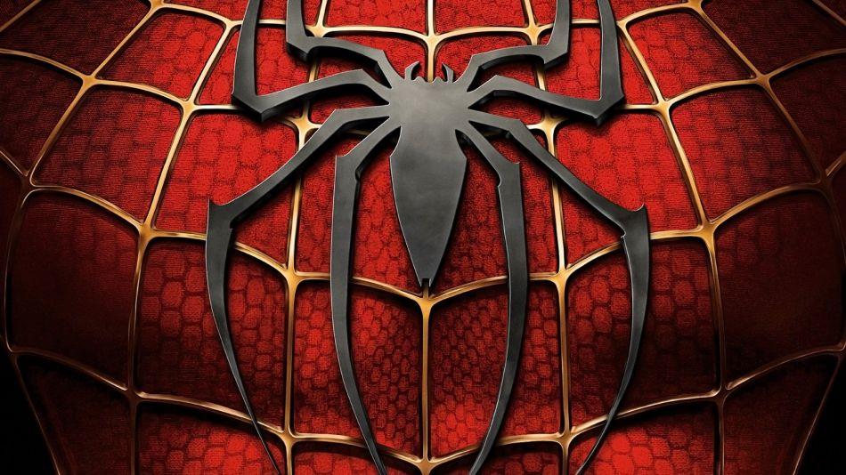 Deadpool Logo Wallpaper Hd Spiderman Logo Hd Wallpaper 2400x1350 Gludy