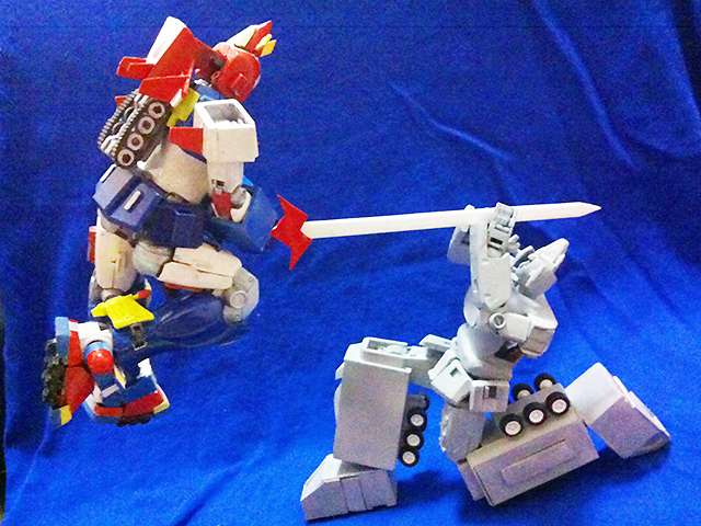 Voltes V Wallpaper Hd Pinoy Builds Voltes V And Daimos Out Of Gundam Mg Robot