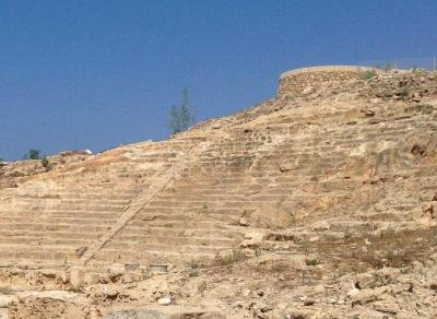 2,300-year-old theater uncovered on Cyprus | Lifestyle ...