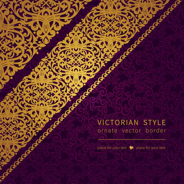 Black And White Victorian Wallpaper พื้นหลังสีม่วงลายทอง พื้นหลังแบบเวกเตอร์ เวกเตอร์ฟรี ดาวน์
