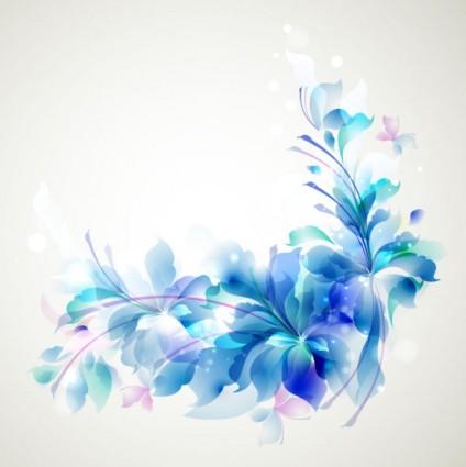 Elegant Pattern Background Vector-vector Background-free Vector Free