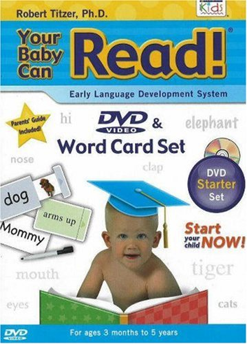Non Toxic Baby Travel System Your Baby Can Read Dvd Word Card Set Early Language