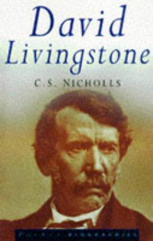 David Livingstone by CS Nicholls