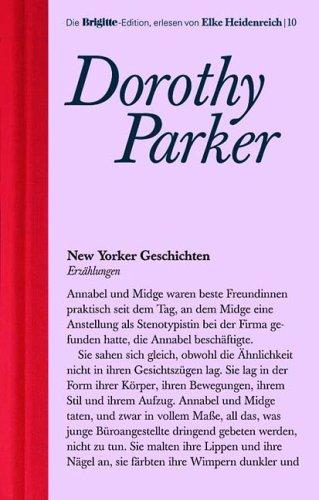 The Portable Dorothy Parker by Dorothy Parker - resume dorothy parker