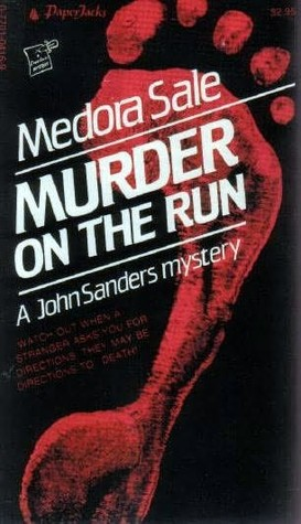 Read Books Murder on the Run (John Sanders and Harriet Jeffries, #1) Online