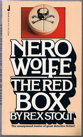 Read Books The Red Box (Nero Wolfe, #4) Online