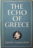 Read Books The Echo of Greece Online