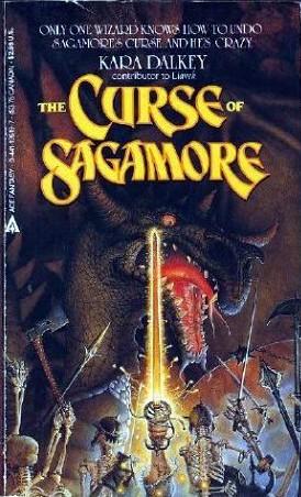 Read Books The Curse of Sagamore (Sagamore, #1) Online