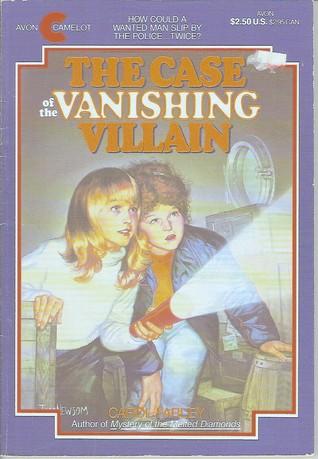 Read Books The Case of the Vanishing Villain Online