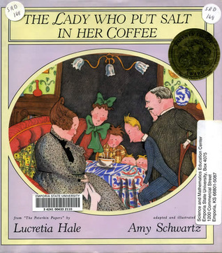Read Books The Lady Who Put Salt in Her Coffee: From the Peterkin Papers Online