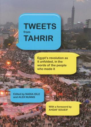 Read Books Tweets from Tahrir Online