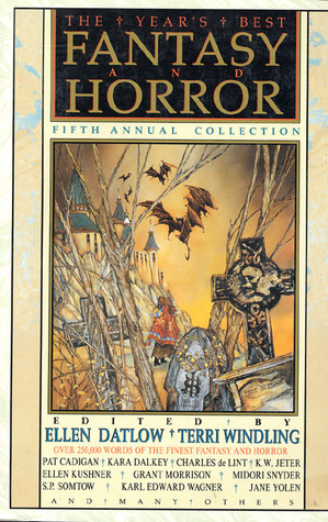 Read Books The Year's Best Fantasy and Horror: Fifth Annual Collection Online