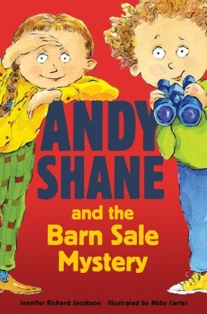 Read Books Andy Shane and the Barn Sale Mystery Online