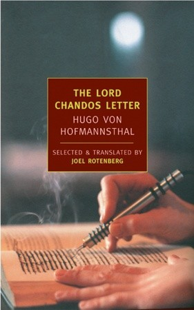 Read Books The Lord Chandos Letter: And Other Writings Online