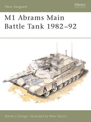 Read Books M1 Abrams Main Battle Tank 1982–92 Online