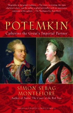 Read Books Potemkin: Catherine the Great's Imperial Partner Online