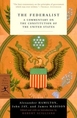 Read Books The Federalist: A Commentary on the Constitution of the United States Online