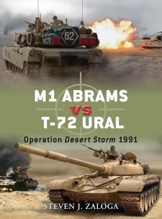 Read Books M1 Abrams vs T-72 Ural: Operation Desert Storm 1991 Online