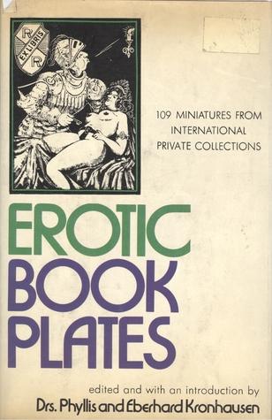 Erotic Bookplates by Phyllis Kronhausen