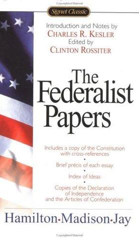 Read Books The Federalist Papers Online