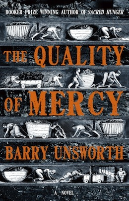 Read Books The Quality of Mercy (Sacred Hunger, #2) Online