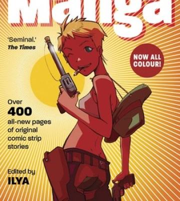 The Mammoth Book Of Best New Manga 3
