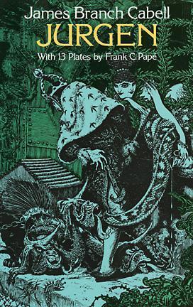 Read Books Jurgen  (The Biography of Manuel, #7) Online