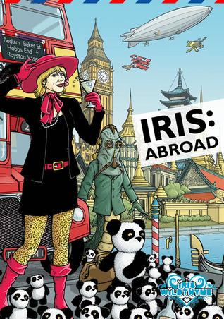 Read Books Iris: Abroad Online