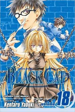 Read Books Black Cat: Guiding Light, Vol. 18 Online