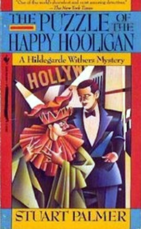 Read Books The Puzzle of the Happy Hooligan Online