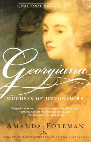 Read Books Georgiana: Duchess of Devonshire Online