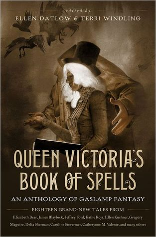 Read Books Queen Victoria's Book of Spells: An Anthology of Gaslamp Fantasy Online