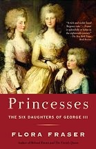 Read Books Princesses: The Six Daughters of George III Online