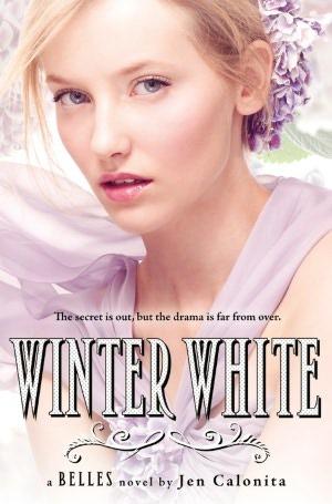 Read Books Winter White (Belles, #2) Online