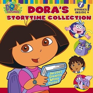 Read Books Dora's Storytime Collection Online
