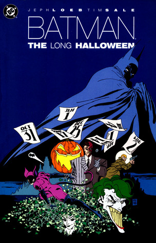 Read Books Batman: The Long Halloween Online