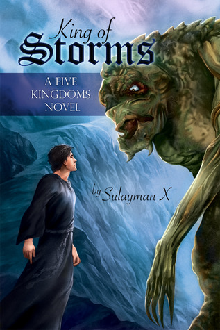 Read Books King of Storms (Five Kingdoms, #2) Online